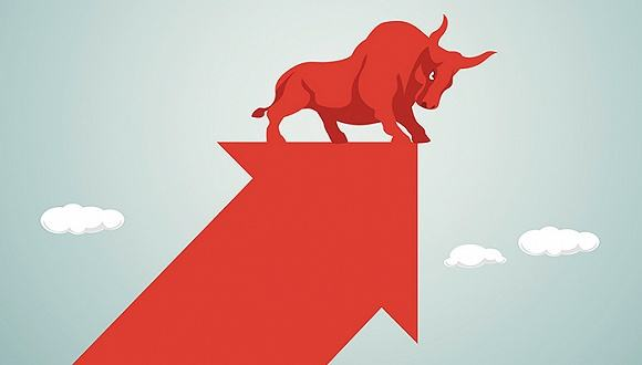 创业板进入牛市 沪指重回2800点 两市成交额逾6200亿元